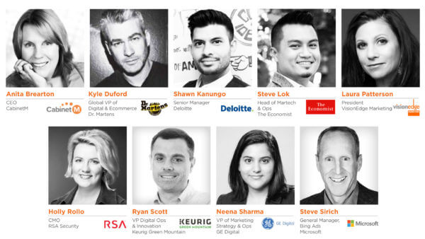 [FIRST LOOK] MarTech agenda is live!