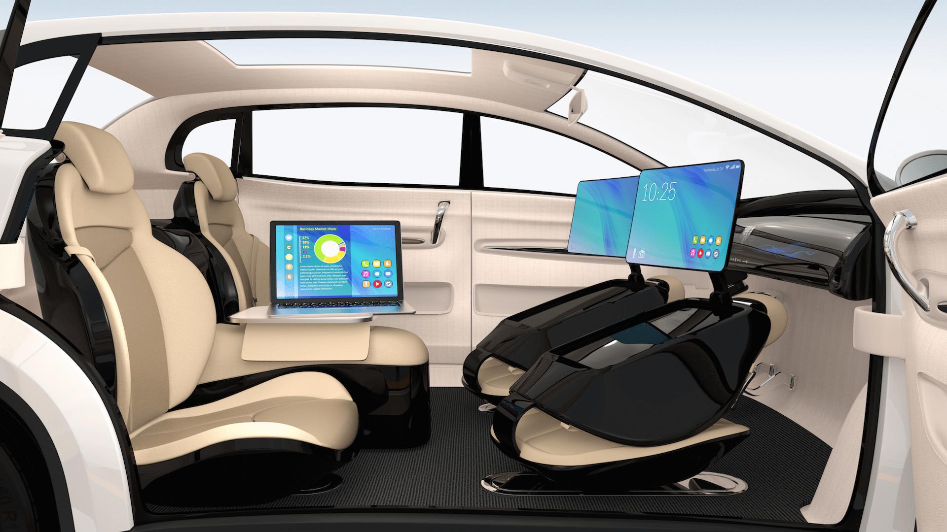 Analyst David Raab: We'll have self-driving cars before we